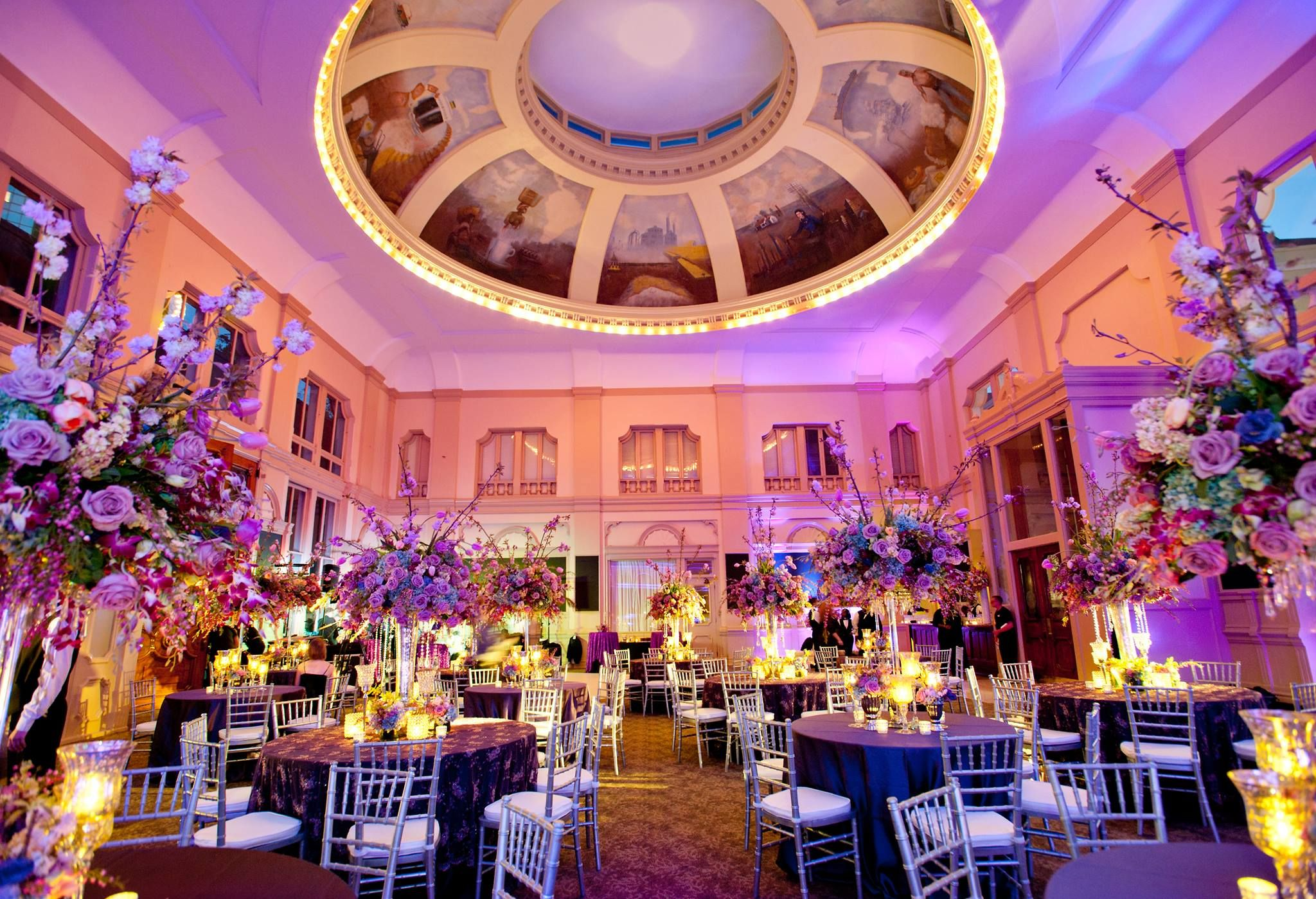 Lighting Always Just Makes The Event More Stunning Its All About
