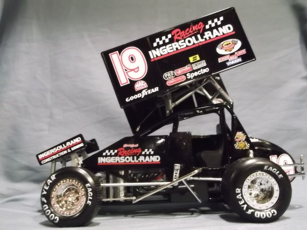 1998 Stevie Smith Ingersoll Rand 1 18 Action Xtreme Sprint Car