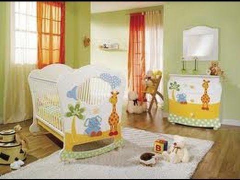 Resultado de imagen para habitaciones para bebes niños | CUARTOS ...
