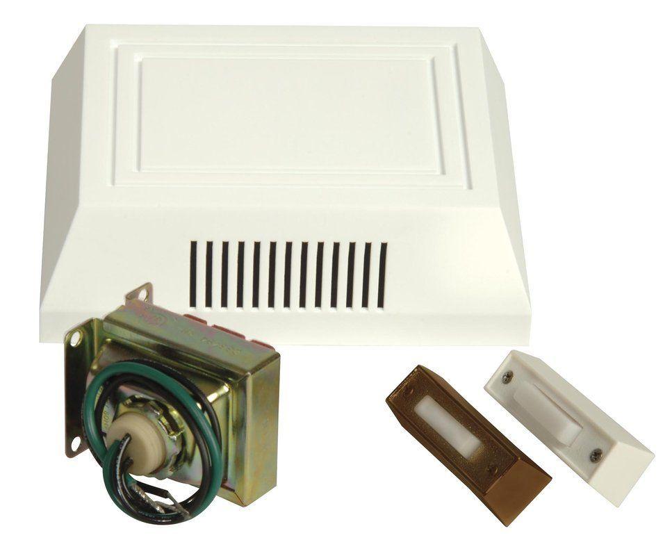 Craftmade C102l Kit Ada Compliant Doorbell Transformer