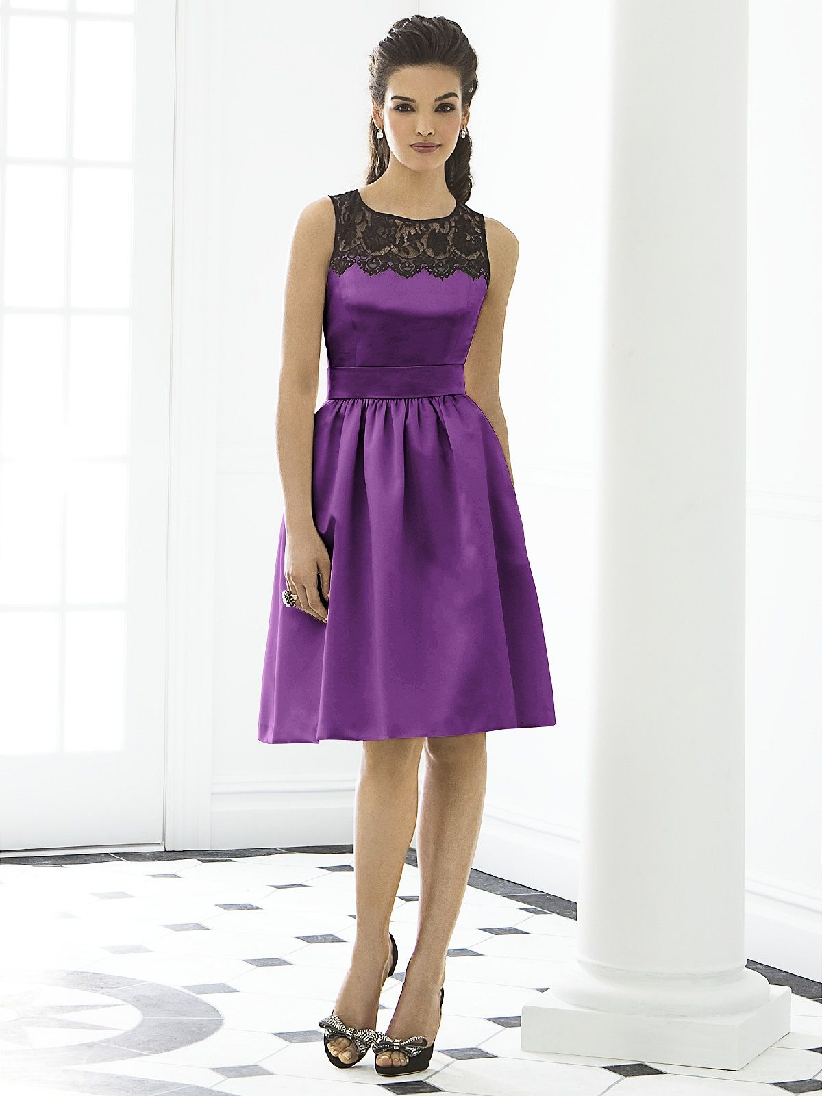 After Six Bridesmaid Dress 6644: The Dessy Group | Wedding Planning ...