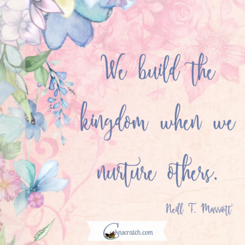 Quotes from LDS General Conference- women's session April 2016