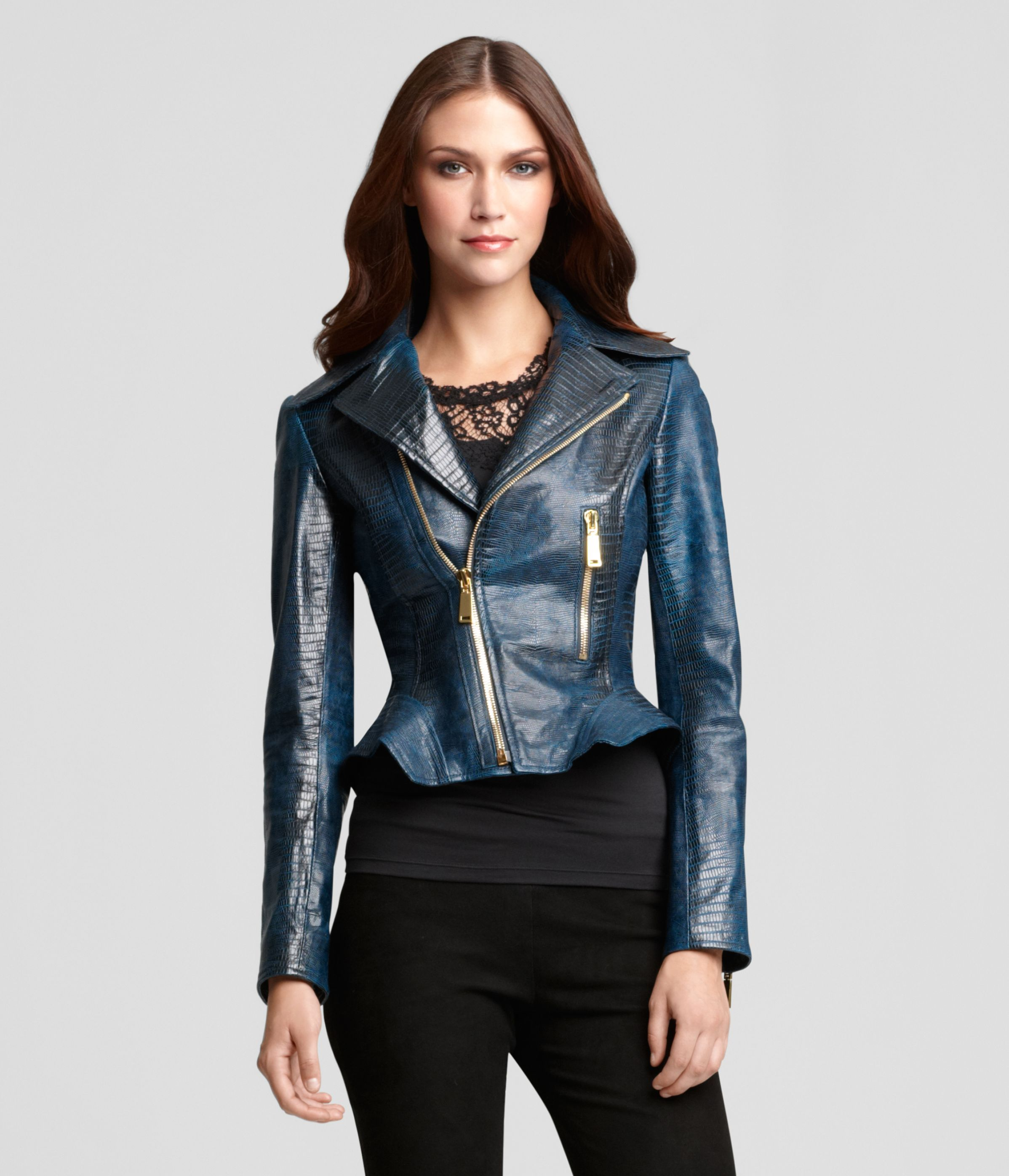 And This Yes I Want This Elie Tahari Leather Jacket Too Bad It Costs The Equivalent Of A Paychec Outerwear Women Designer Outfits Woman Coats Jackets Women [ 2792 x 2396 Pixel ]