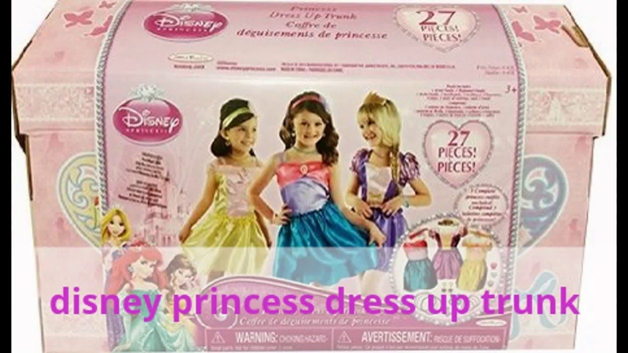 Kids toys images  Disney dress up trunk kids toy videos for kids review  Kids toy