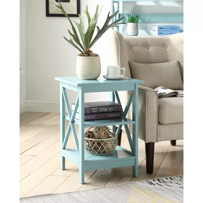 Stoneford End Table In 2020 Furniture End Tables Living Room