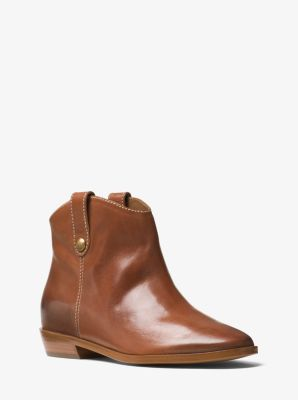 8a06cf46486f 199 Our Ashton ankle boots are expertly crafted from supple Italian leather  with topstitching and a low stacked heel. Wear them with bohemian dresses  and ...