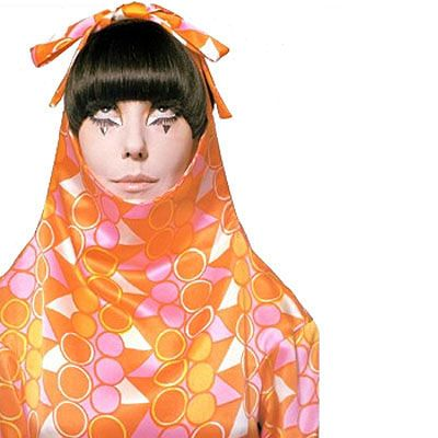 Peggy Moffit 60's Model