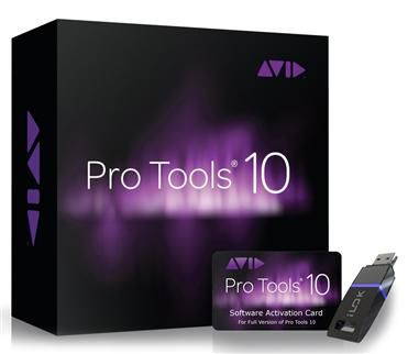 Avid ProTools 10.0 Card/iLok Version - Audio Production Software Your dedication deserves the best tools available. Introducing Pro Tools 10, the next generation of the best sounding, most powerful audio production software for recording, composing, editing, and mixing music and sound for picture.With Pro Tools 10, you can mix multiple audio file formats and bit depths within the same session.$699.99