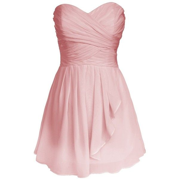 Dresstells Sweetheart Homecoming Dress with Pleats Short Bridesmaid... ($25) ❤ liked on Polyvore featuring dresses, lullabies, pink homecoming dresses, mint dress, mint green bridesmaid dresses, sweetheart dress and short bridesmaid dresses