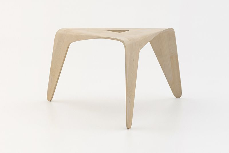 Bent plywood, Timothy Schreiber | Furniture Design ...