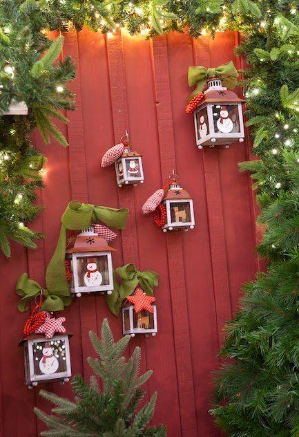 Deja Que La Navidad Se Cuele También En Tu Terraza Balcón O