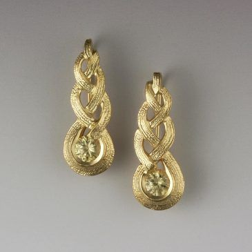 contemporary Indian Gold Earring Designs 2017 Gold earrings