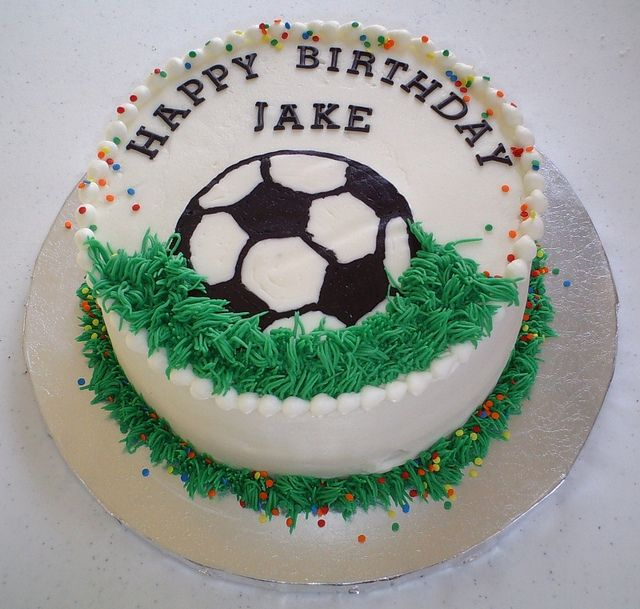 Soccer Birthday Cake Soccer Birthday Cakes Soccer Birthday And