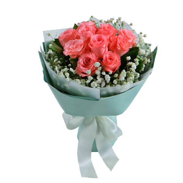 Rose bouquet delivery in KL and Selangor Rose bouquet