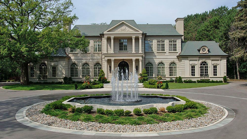 Amazing luxury homes in toronto on luxury home classic for Luxury home developers