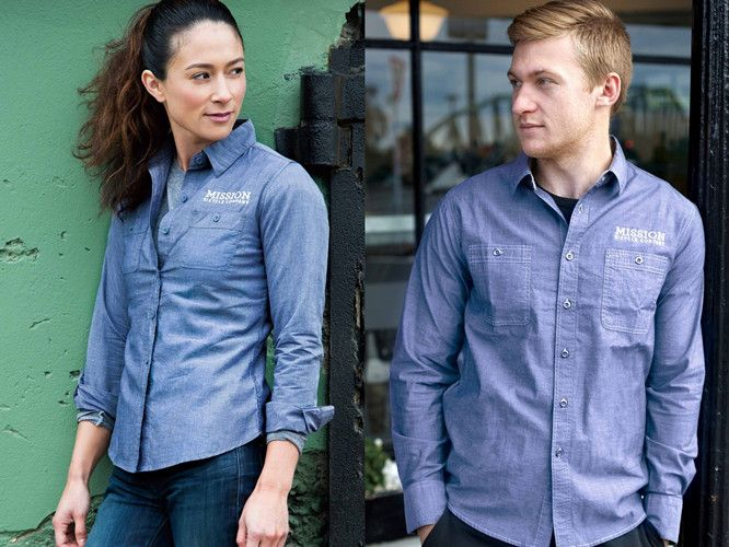 New Landway Workshirt from NYFifth