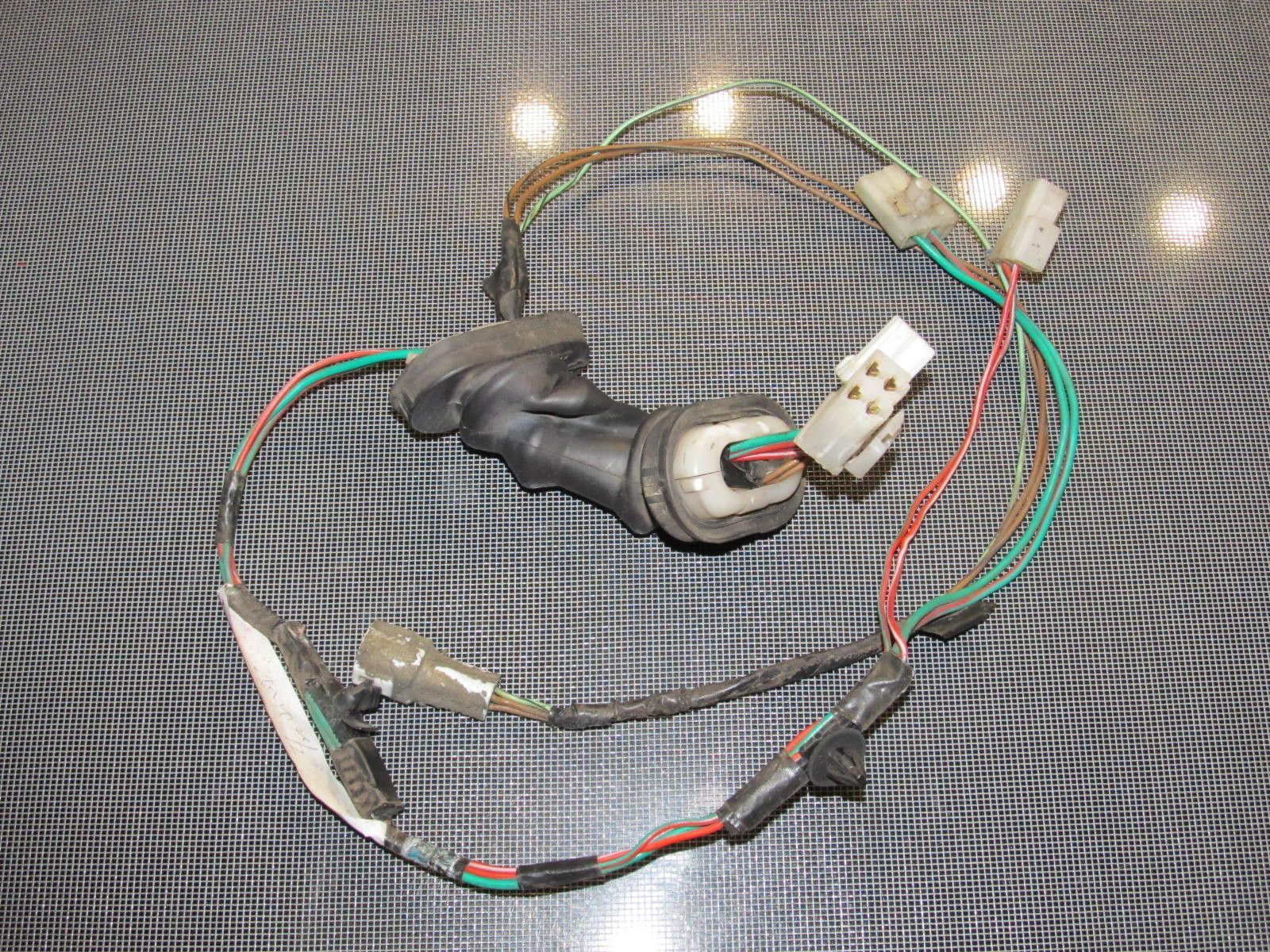 f488122a081fbb18e48bc9ea57b83783 90 93 miata oem door wiring harness left products door wiring harness at aneh.co