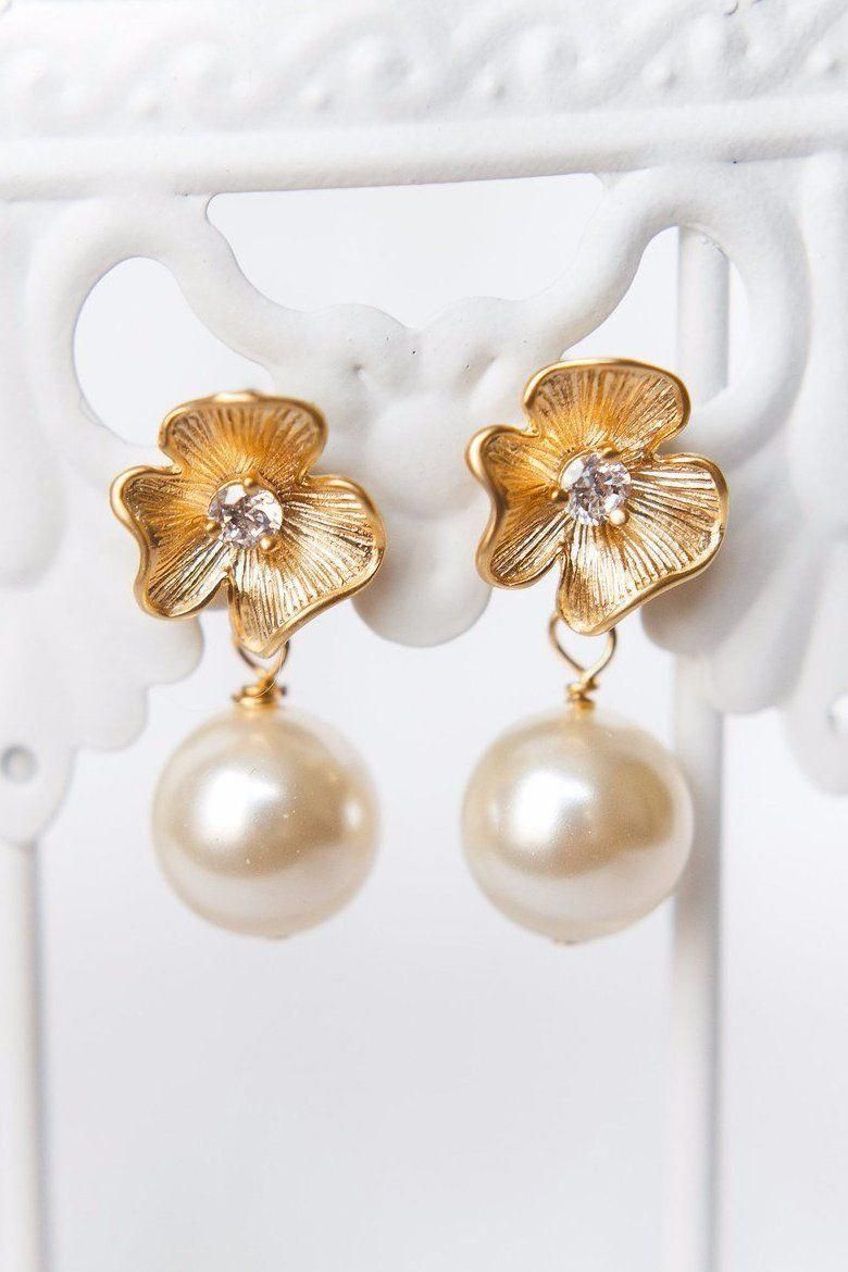 Gifts for her Everyday Jewelry Pearl Earrings Hawaiian Heirloom Drop Earrings Gifts for Mom Hawaiian Heirloom earrings