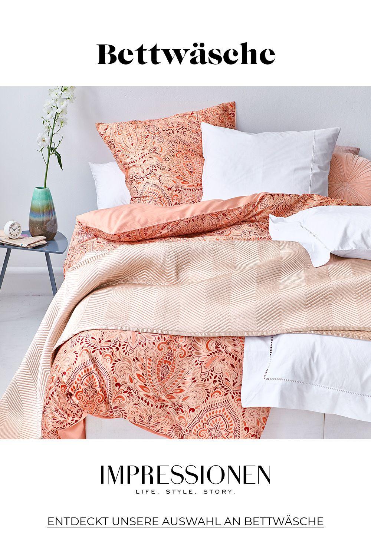 Bettwasche Zum Traumen Einrichtungsideen Fur Kleine Raume Bettwasche Kleine Zimmer