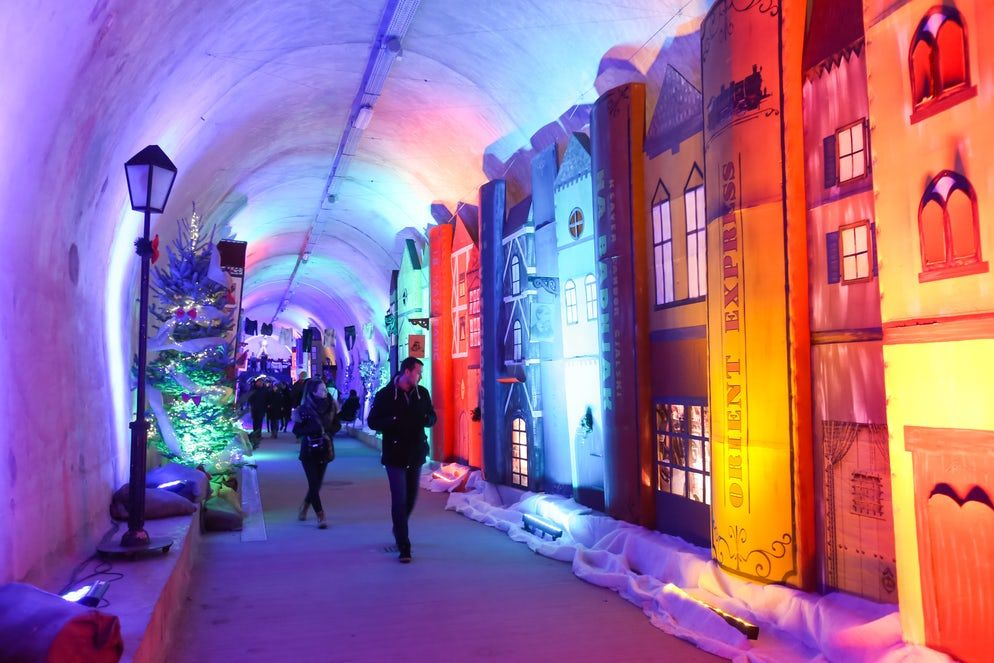 A Mysterious Underground World Of Zagreb The Tunnel Gric Underground World World Zagreb Croatia
