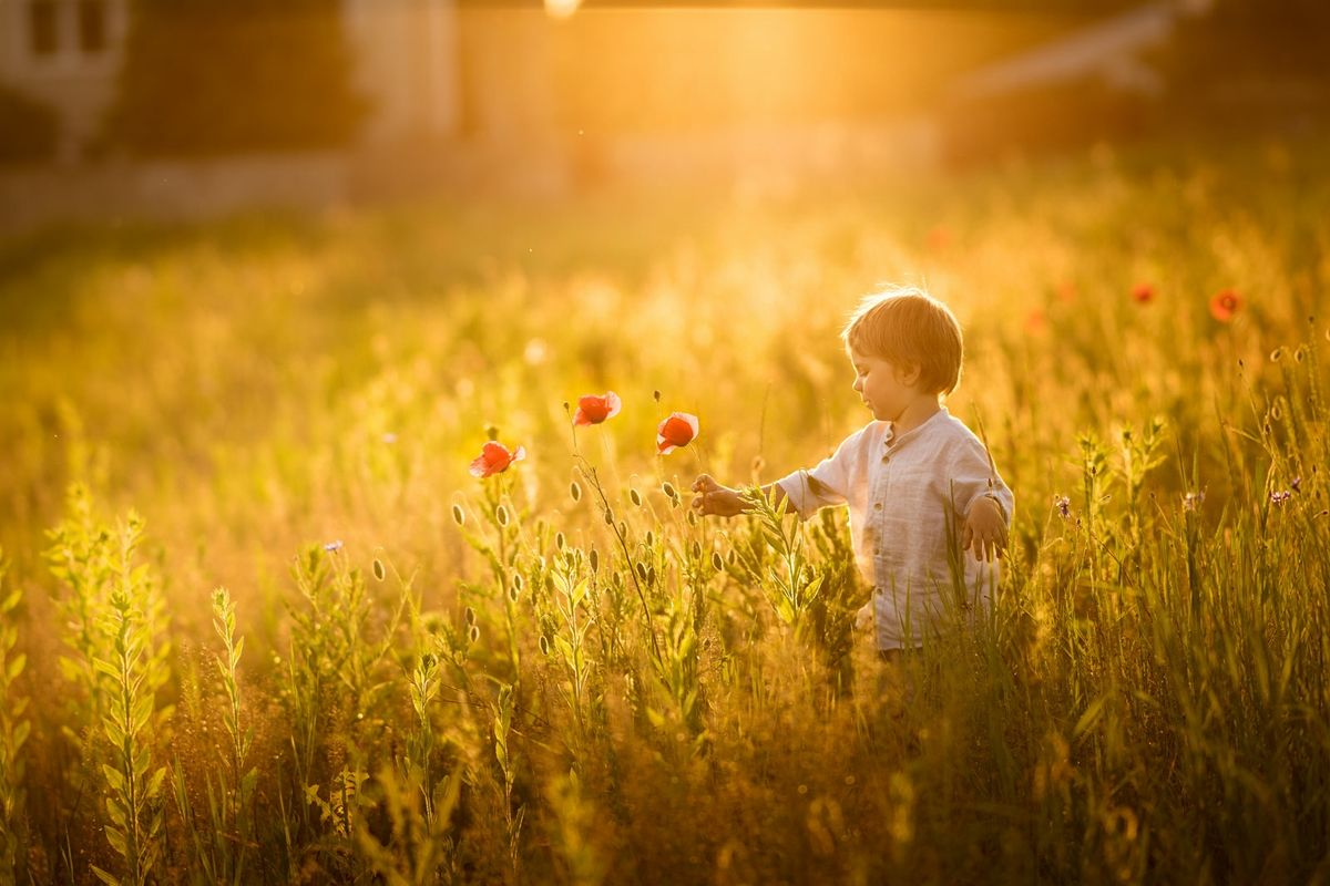 Картинки счастье детства