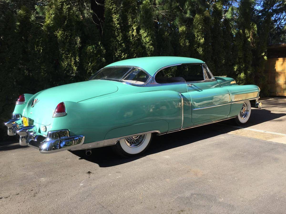 1950 cadillac coupe deville for sale 1916929 hemmings motor news old cars pinterest. Black Bedroom Furniture Sets. Home Design Ideas
