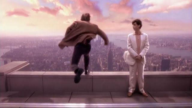 There Is Some Hope That We Aren T Living Inside A Computer Simulation Vanilla Sky Really Good Movies Movies