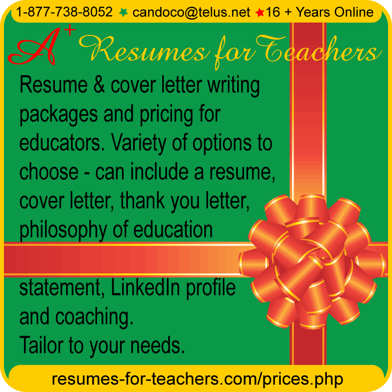 faculty resumes