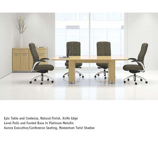 Epic, National | Conferencing + Teaming | Furniture, Office