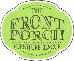 The Front Porch Furniture Rescue Upscale Resale Hand Painted