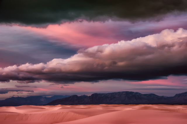 Cultural Gems You Need to Visit Before They Get Famous: White Sands National Monument N.M.