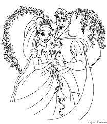 Resultado De Imagen De Dibujos De Princesas Y Principes Para Imprimir Gratis Frog Coloring Pages Princess Coloring Princess Coloring Pages