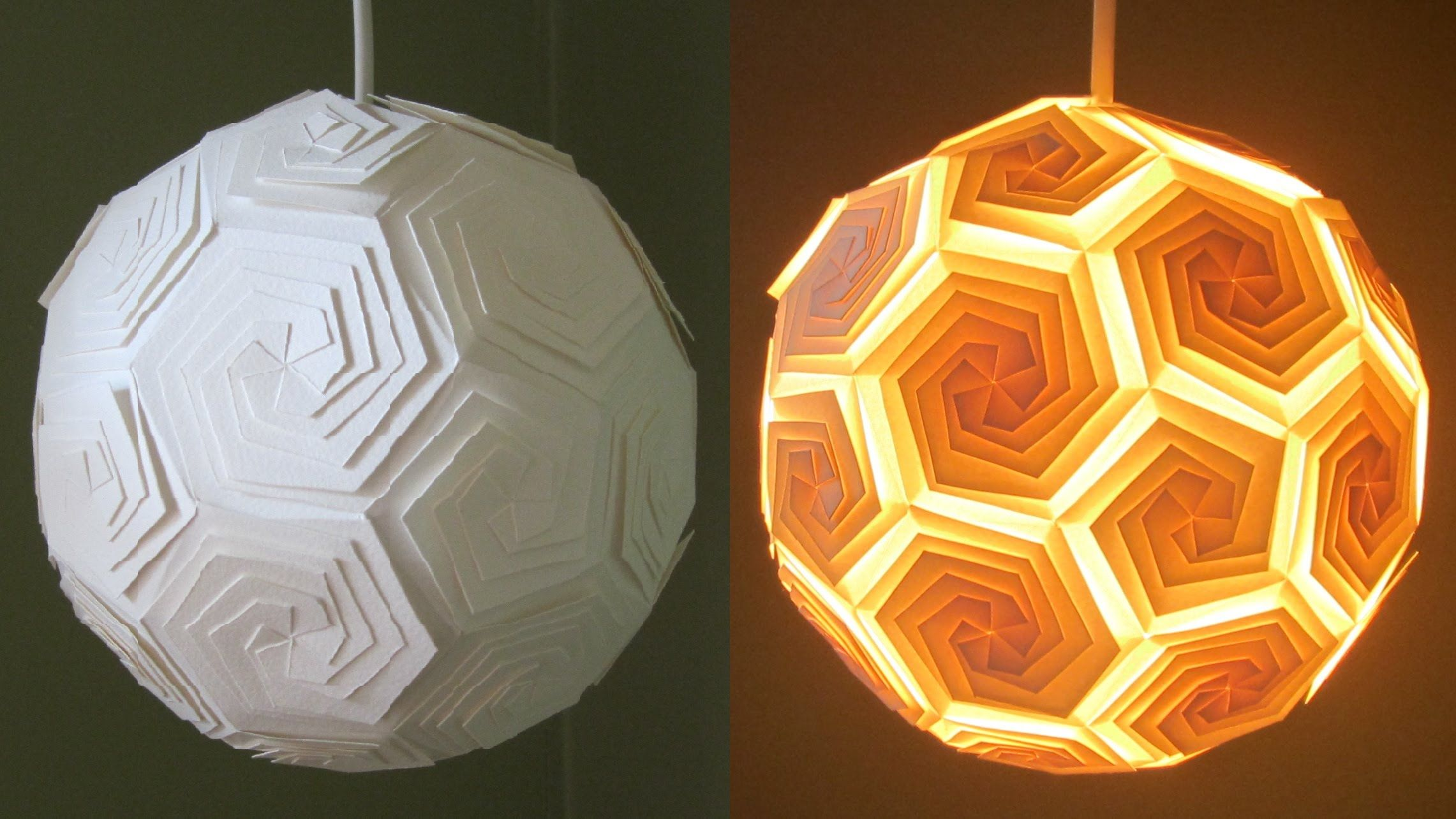 DIY Pendant Lamp/lantern   Home And Room Decor   EzyCraft