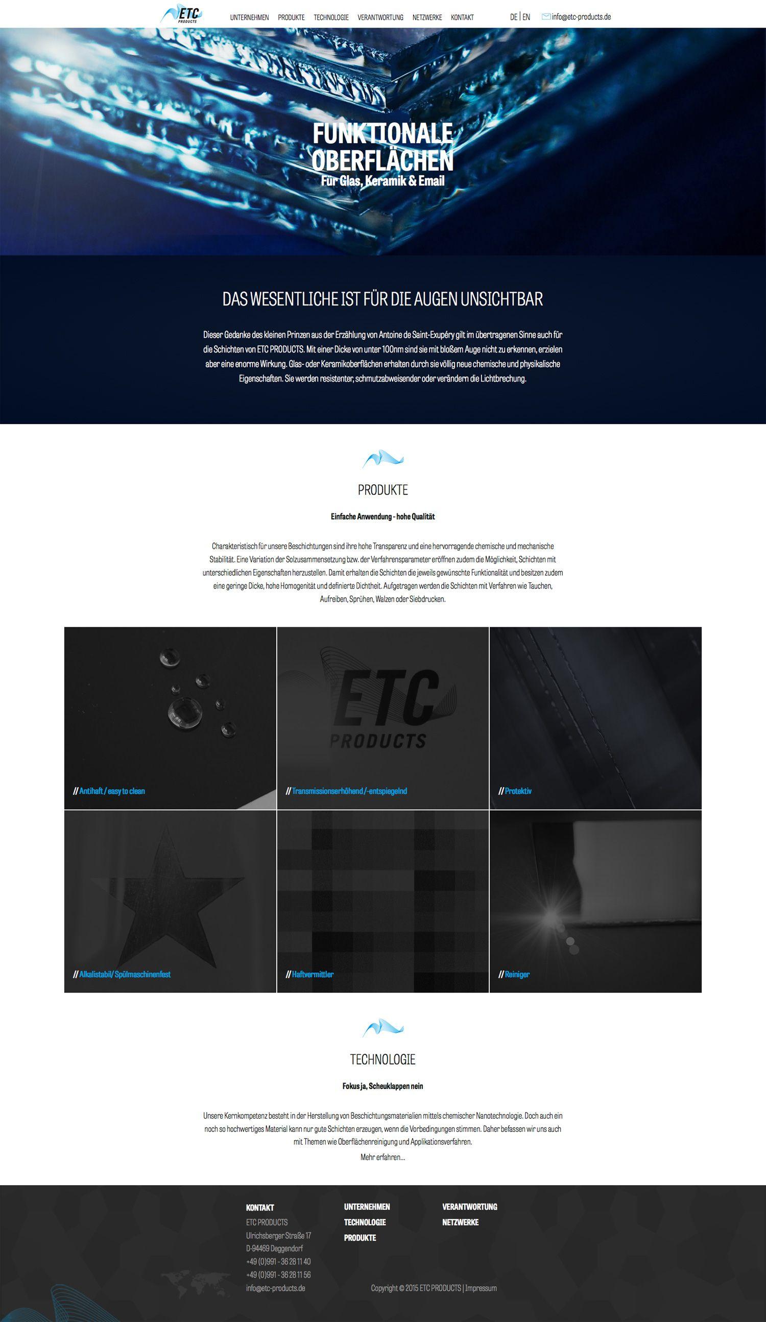 #etc #products #deggendorf #k1marketing #online #web #design #responsive
