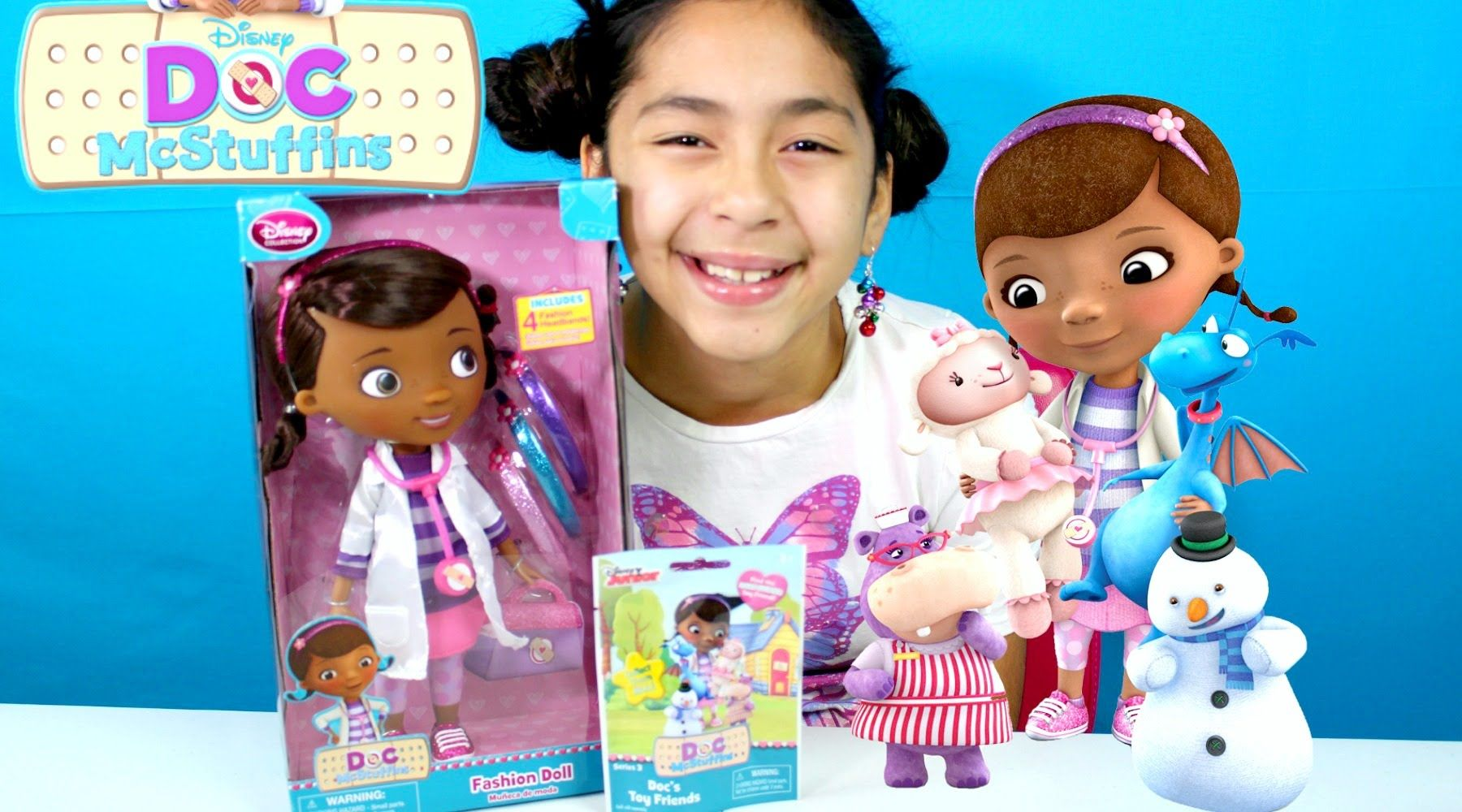 Docmcstuffing Fashion Doll Playset With Accessories B2cutecupcakes Fashion Dolls Playset Doc Mcstuffins Toys