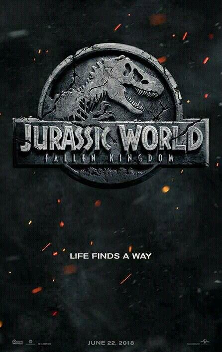 Pin By Rafael Landeros Castaneda On Afiches De Peliculas Jurassic World Movie Falling Kingdoms Jurassic World Fallen Kingdom
