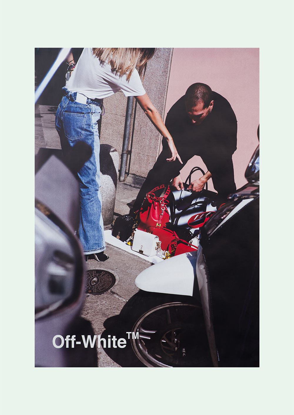 OFF WHITE - Poster - OffWhite