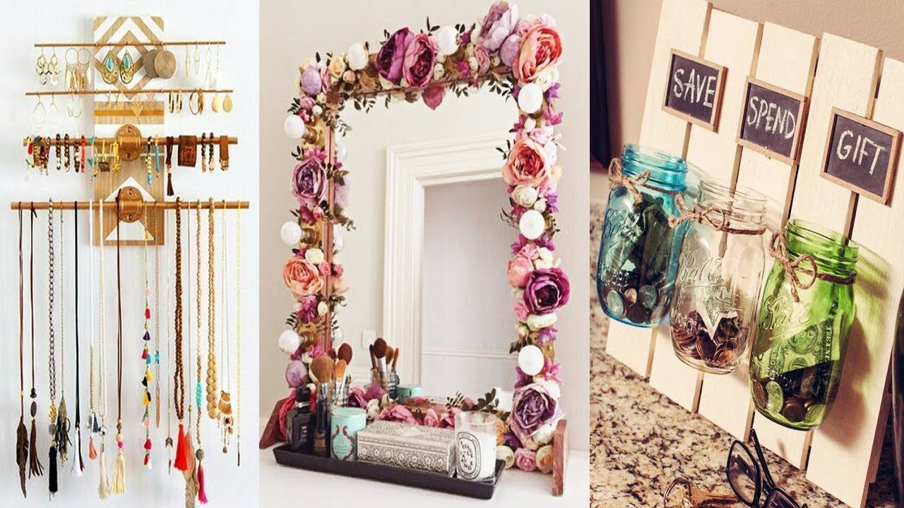 Diy Room Decor 26 Easy Craft Ideas At Home For Teenagers New