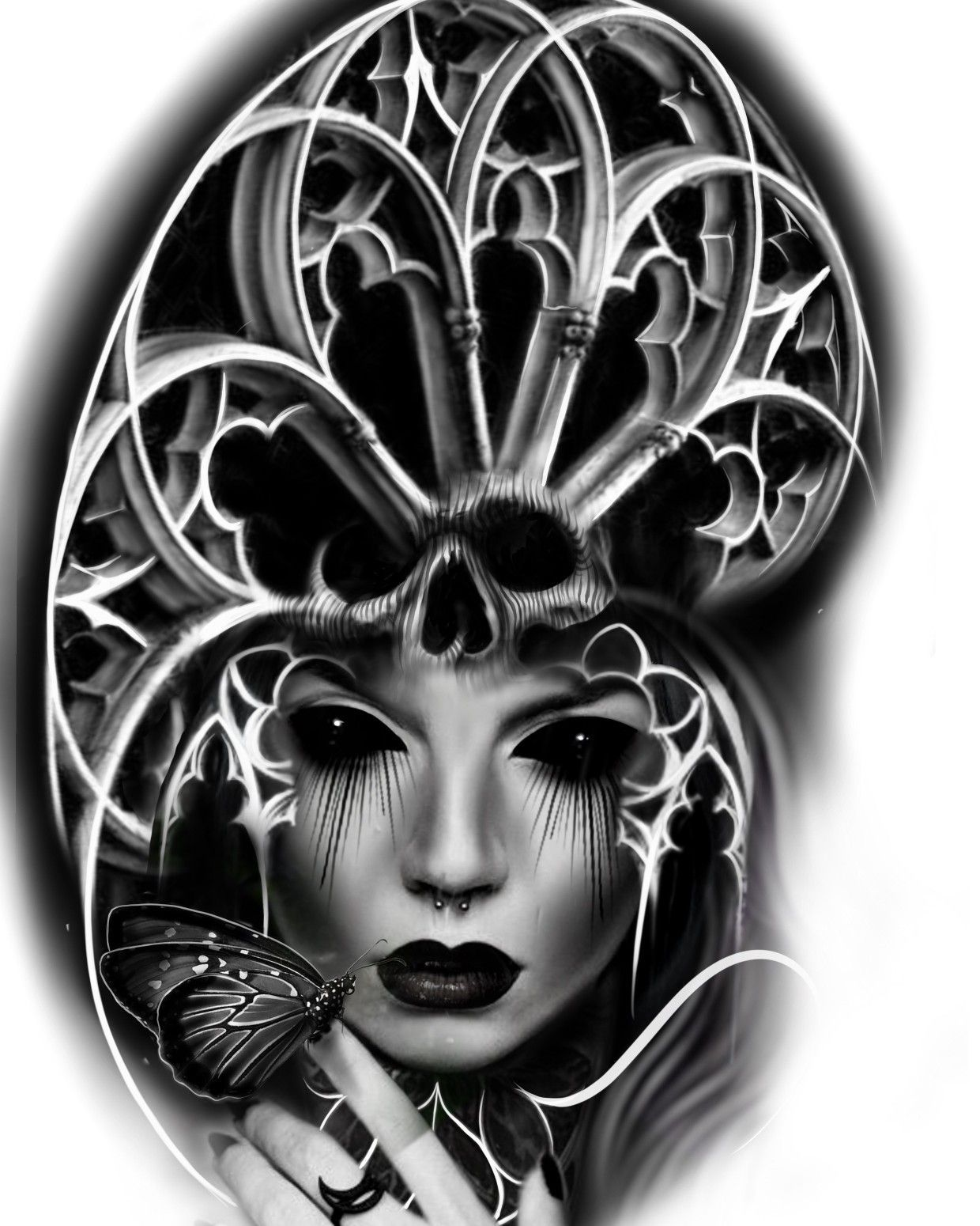 Gothic Shoulder Tattoos Google Search Fallen Angel Tattoo Arm Tattoos For Guys Angel Tattoo Men