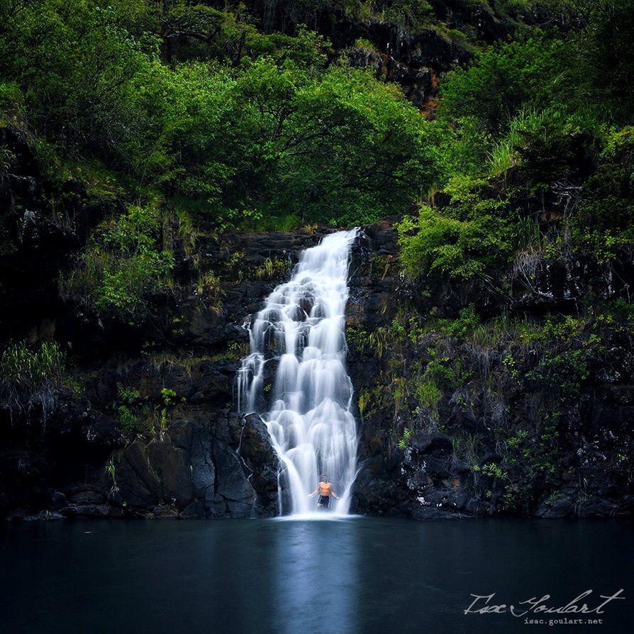 Refresh By IsacGoulart Waimea Falls In Oahu, Hawaii