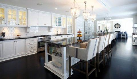 Hampton Style Kitchen Designs Brilliant Love This One Bar Chairs Are Amazingcabinetryfloor Is Design Inspiration