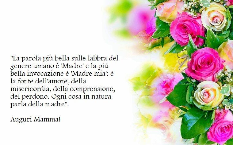 Citazioni Della Festa Della Mamma Famose Frasi Di Canzoni E Aforismi