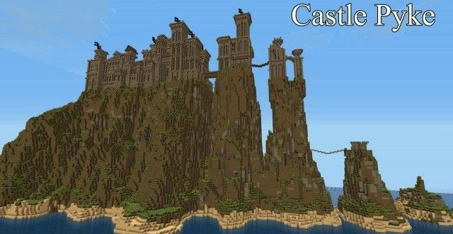 Pyke Castle Map 1.8/1.7.10   Minecraft Maps   Minecraft ... on fortress building in minecraft, castle minecraft map 1 6 4, castle minecraft castle by jerry, castle floor plans for minecraft, castle base minecraft map, castle layouts for minecraft,