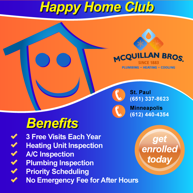 With Mcquillan Bro's Happy Home Club you can rest assured