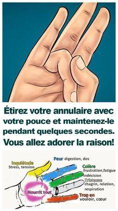 Réflexologie pour vos mains