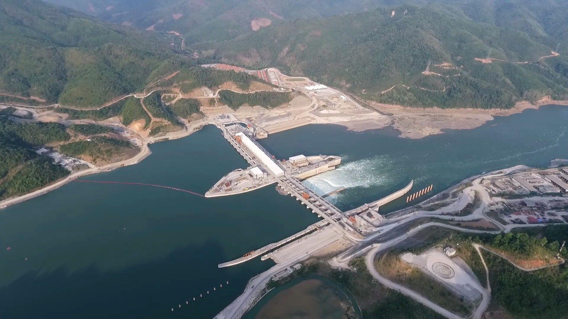 Xayaburi Dam | Dam, Laos, Outdoor