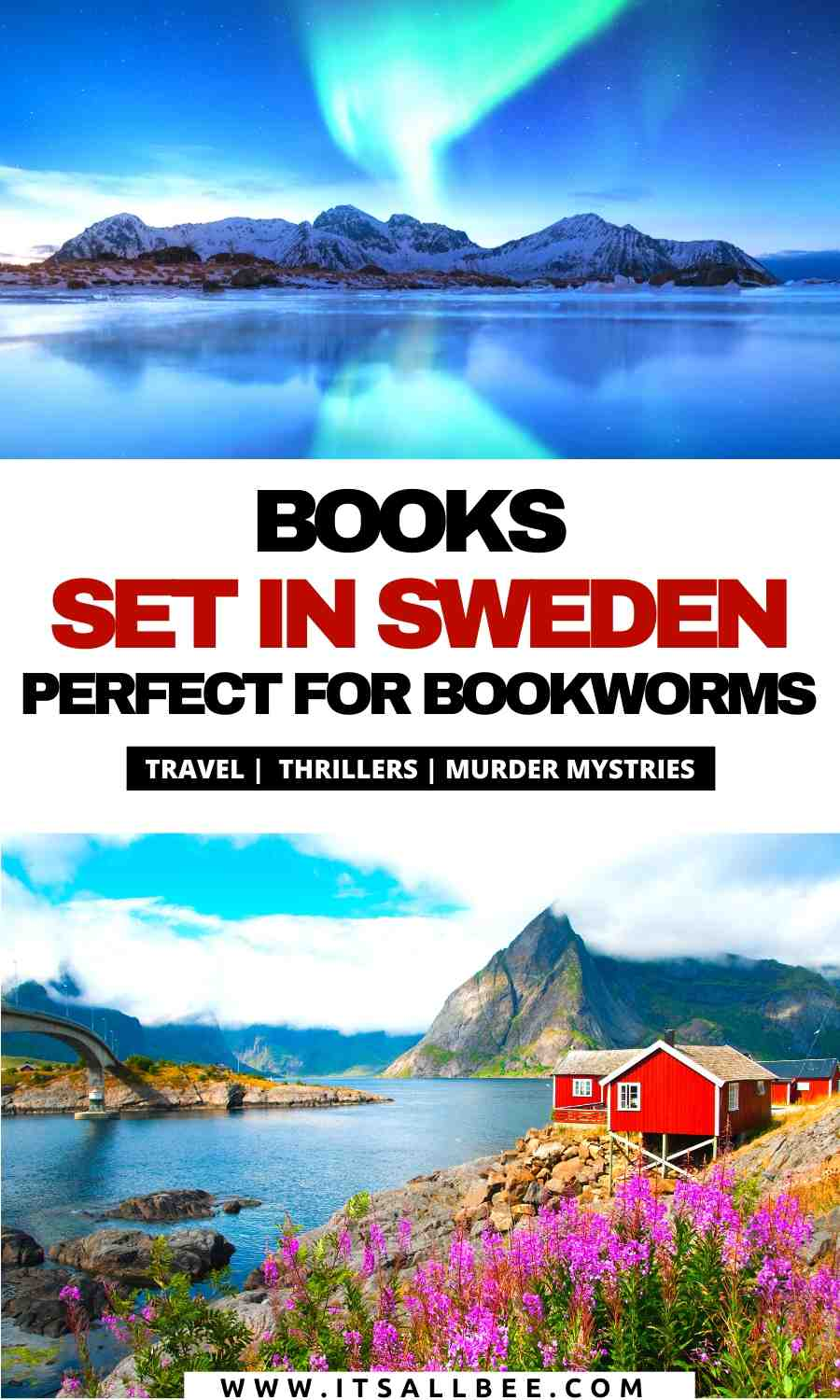 The Best Books About Sweden Itsallbee Travel Blog In 2020 Norway Travel Scandinavia Travel Travel