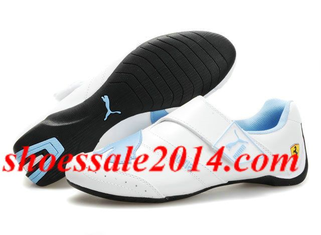 Cheap Womens Puma Baylee Future Cat Shoes White Sky For Sale --- so cheap