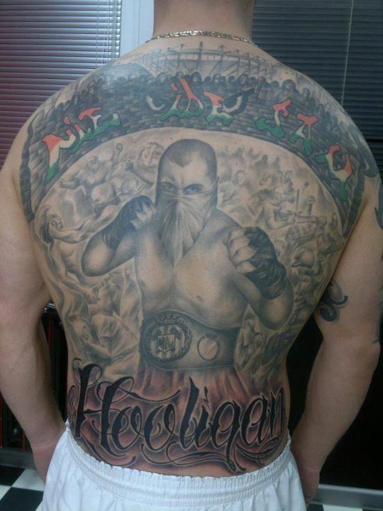 Hooligan   Татуировки