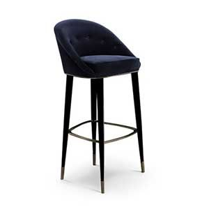 Malay Hughes Furniture Group Bar Chairs Contemporary Home Furniture Bar Stools